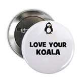 Koala button 10 Pack