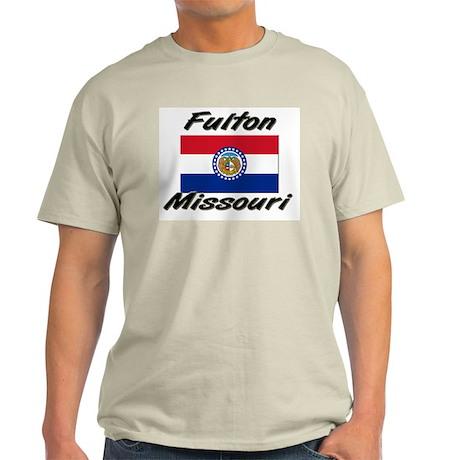 Fulton Missouri Light T-Shirt