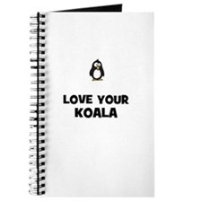 love your koala Journal