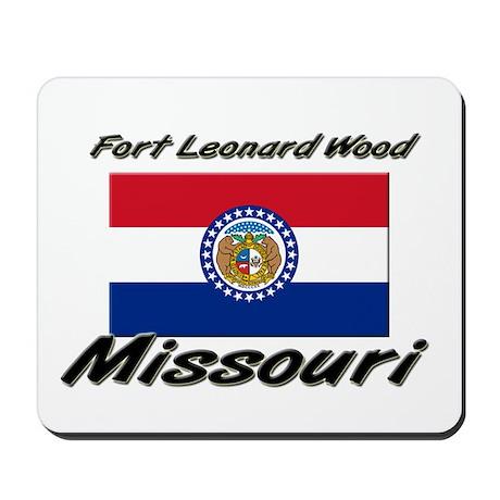 Fort Leonard Wood Missouri Mousepad
