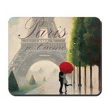 Paris Mouse Pads