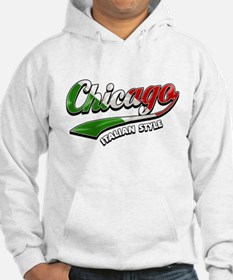 Chicago Italian Style Hoodie