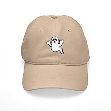 Floating Ghost Baseball Cap