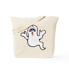 Floating Ghost Tote Bag
