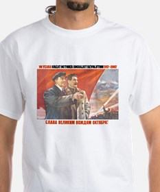 October Revolution Anniversary Shirt