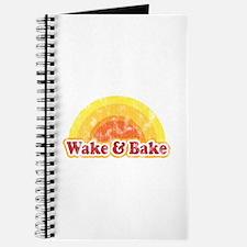 Wake and Bake Journal