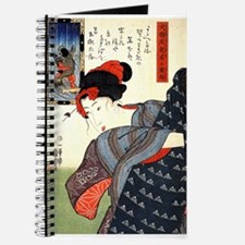 Kuniyoshi Utagawa Women 10 Journal