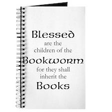 Book worm love Journal