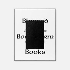 Book worm love Picture Frame