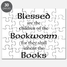 Book worm love Puzzle