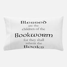 Book worm love Pillow Case