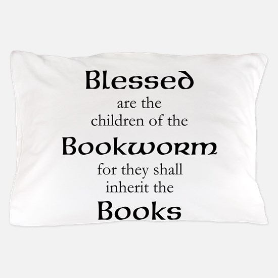 Book worm love Pillow Case