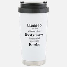 Book worm love Travel Mug