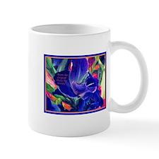 Flowers-Blue-Bold Mugs