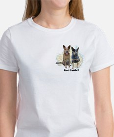 Got Cattle? Women's T-Shirt