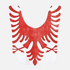 Albanian Eagle Bib