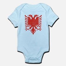 Albanian Eagle Body Suit
