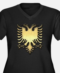 Gold Eagle Plus Size T-Shirt