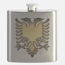 Gold Eagle Flask