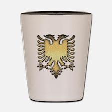 Gold Eagle Shot Glass