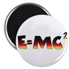E=MC2 Relativity Magnet
