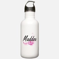 Maddox surname artisti Water Bottle