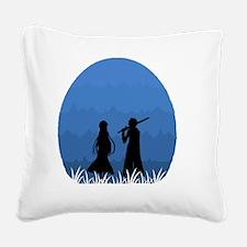 SAO scene Square Canvas Pillow