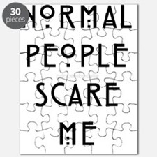 Normal People Scare Me Puzzle