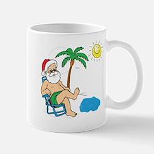 Santa Vacation Mugs