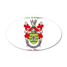 Cenel Luighdech - County Donegal Wall Decal