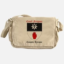 Cenel Fergusa - County Tyrone Messenger Bag
