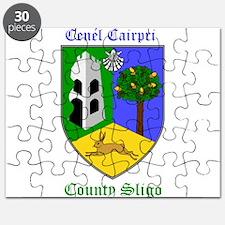 Cenel Cairpri - County Sligo Puzzle