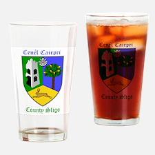 Cenel Cairpri - County Sligo Drinking Glass