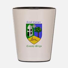 Cenel Cairpri - County Sligo Shot Glass
