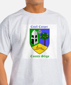 Cenel Cairpri - County Sligo T-Shirt