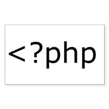 php programming Rectangle Decal