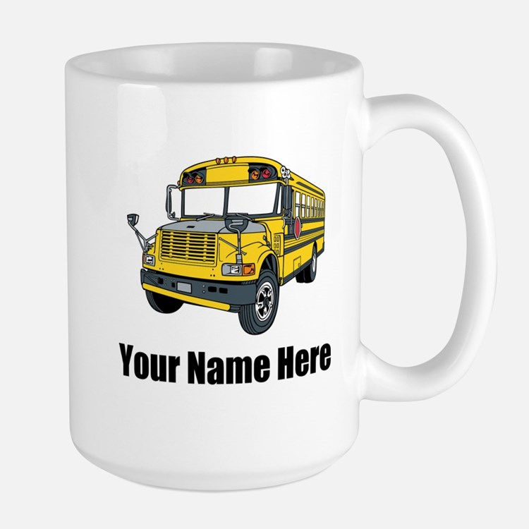 School Bus Mugs
