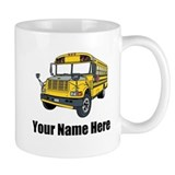 School bus Standard Mugs (11 Oz)