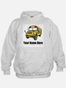 School Bus Hoodie