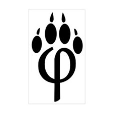 Phipaw Rectangle Decal