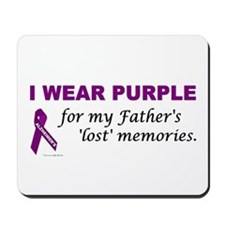 My Father's Lost Memories Mousepad