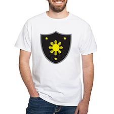White Raider Sun T-Shirt