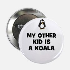 my other kid is a koala Button