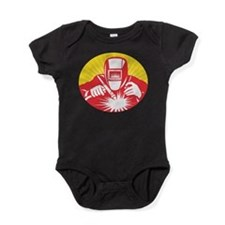 Welding Baby Bodysuit