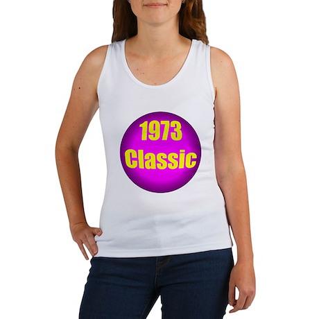 1973 classic Women's Tank Top