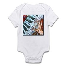 Piano Infant Bodysuit