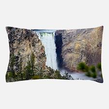 YELLOWSTONE WATERFALL Pillow Case