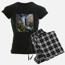 YELLOWSTONE WATERFALL Pajamas