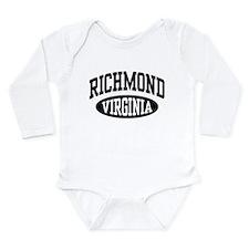 Unique Richmond Long Sleeve Infant Bodysuit