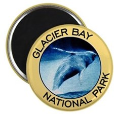 Glacier Bay NP (Humpback Whale) Magnet